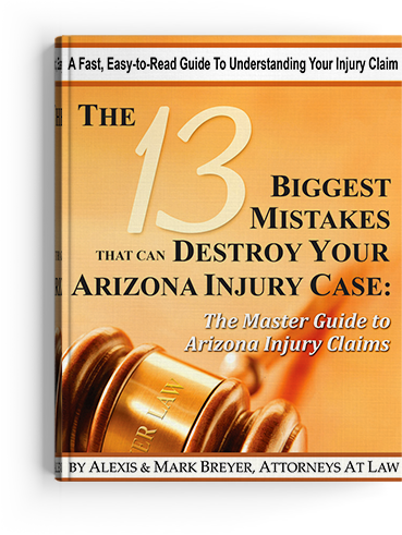 The 13 Biggest Mistakes That Can Destroy Your Auto Accident Case
