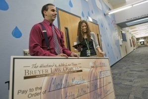 Breyer Law Offices, P.C. - Teacher of the Month