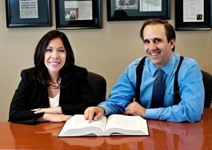 Attorneys Mark and Alexis Breyer